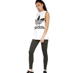 Adidas Women's Originals Trefoil Tank, med